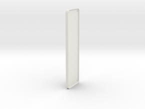 Ebike.tracker.cover.v2.1 in White Natural Versatile Plastic