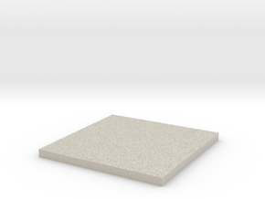 50mmx50mmx3mm in Natural Sandstone