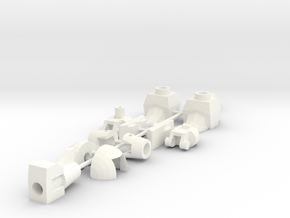 Kreon Addon - Galvo in White Strong & Flexible Polished