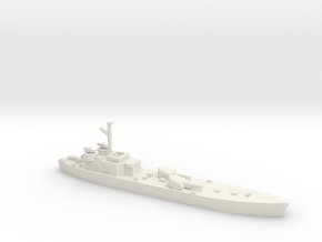 LCG(M)1 1/600 Scale in White Natural Versatile Plastic