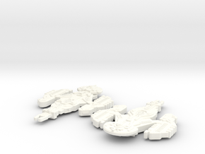 Gealarax Class in White Processed Versatile Plastic
