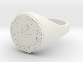ring -- Fri, 23 Aug 2013 00:24:42 +0200 in White Strong & Flexible