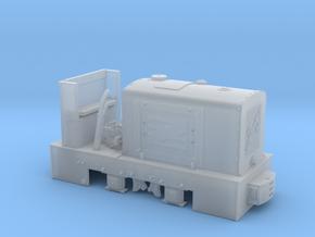 Feldbahn Jung EL110 1:35 in Smooth Fine Detail Plastic