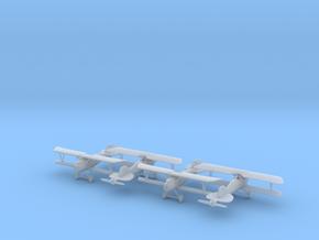 1/144 Albatros D.Va x4 in Smooth Fine Detail Plastic