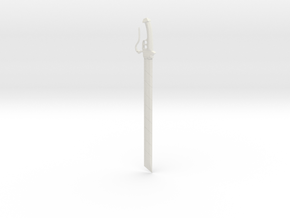 Titan blade in White Natural Versatile Plastic