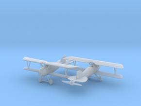 1/144 Albatros D.III x2 in Smooth Fine Detail Plastic
