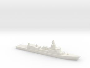 M-Fregat 1:2400 in White Natural Versatile Plastic