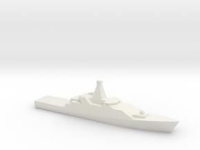 Holland 1:2400 in White Natural Versatile Plastic