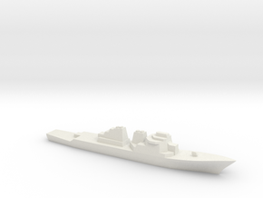 [USN] Arleigh Burke Class 1:3000 in White Natural Versatile Plastic