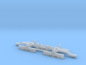 Drehgestell SGP Liliput StLB in Smooth Fine Detail Plastic