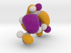 Dimethyl hexatriene,  HOMO-1 in Full Color Sandstone