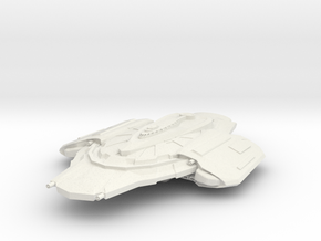 Nevada Class C HvyCruiser in White Natural Versatile Plastic