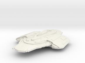 Nevada Class C HvyCruiser in White Strong & Flexible