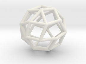 MaxiMin 30 Vertices in White Strong & Flexible
