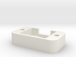 Mpu Breakout Bottom in White Natural Versatile Plastic