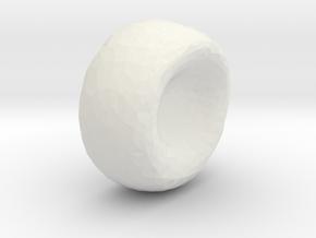 Kerékecske in White Strong & Flexible