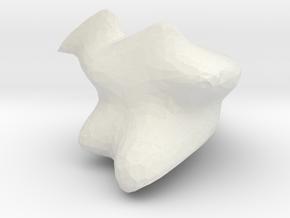 absztrakt morfolvány in White Strong & Flexible
