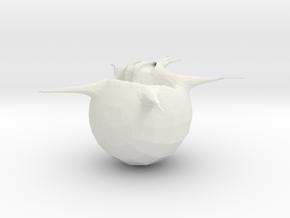 deszk-dani8 in White Strong & Flexible