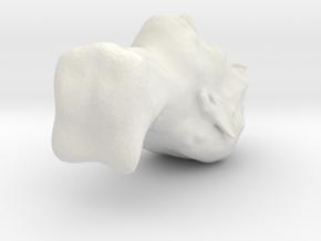 Elf in White Natural Versatile Plastic