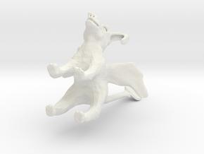 FlyinPig in White Natural Versatile Plastic