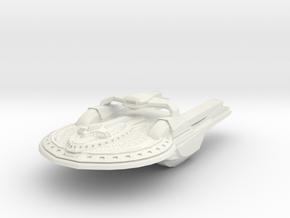Bradbury Class C HvyCruiser in White Natural Versatile Plastic