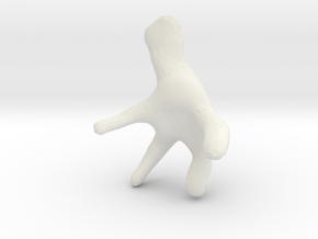BETTER HAND in White Natural Versatile Plastic