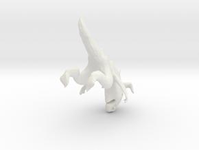 DogZilla in White Natural Versatile Plastic