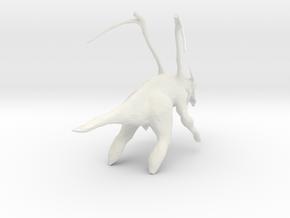 bigDragon5 in White Natural Versatile Plastic