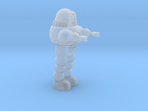 Rob-Bot V3 28mm War Gaming Scale in Smooth Fine Detail Plastic