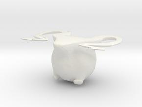 4046 in White Natural Versatile Plastic