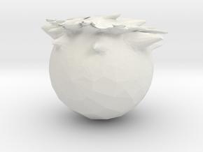 budenzes tüskék in White Strong & Flexible