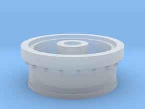 Film Sprocket : Super8 format (20teeth) in Smooth Fine Detail Plastic