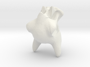 deszk (kutya fej) in White Strong & Flexible