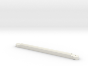 skid rear in White Natural Versatile Plastic