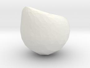 4249 in White Natural Versatile Plastic