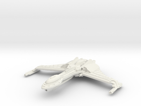 Sha'Grok Class A Cruiser Wings Straight in White Strong & Flexible