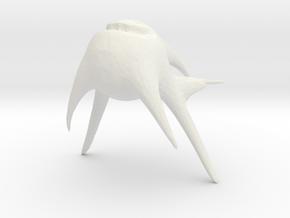 Norbi-Deszk in White Strong & Flexible
