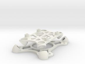 Omnimac PX4 Mount V1.0 in White Natural Versatile Plastic