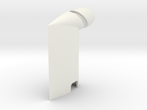 Omnimac Pitot Tube Mount V1.2 in White Natural Versatile Plastic