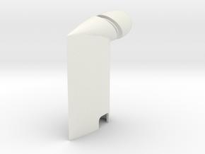 Omnimac Pitot Tube Mount V1.2 in White Natural Versatile Plastic