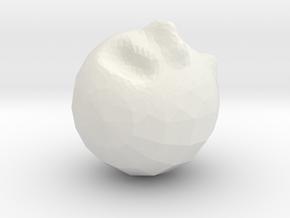 Kétszarvú nyúl in White Strong & Flexible