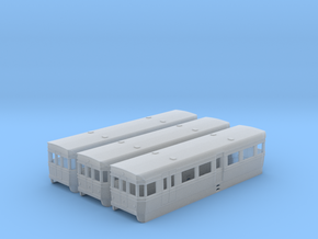 BUT/ACV Railbus in 3mm (1/100) in Smooth Fine Detail Plastic