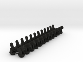 CIWS+RAM (x12) in Smooth Fine Detail Plastic