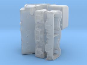 1 12 409 Basic Block Kit in Smooth Fine Detail Plastic