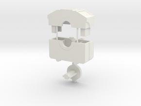 Predaking Upgrade Kit-WAIST ONLY--V3 in White Natural Versatile Plastic