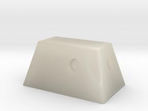 RCS Housing 1:38.5 in White Acrylic