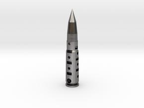 300 AAC MMc 2x2 in Polished Nickel Steel