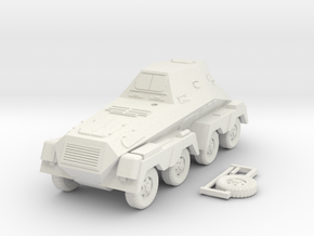 1/87 (HO) SdKfz 263 in White Natural Versatile Plastic