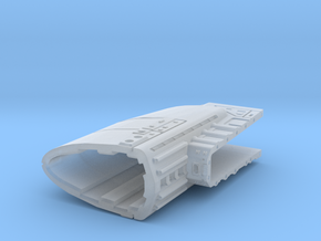BSG Frigate Port Engine Final in Smooth Fine Detail Plastic
