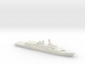 [RAN] Anzac Class 1:1800  in White Natural Versatile Plastic